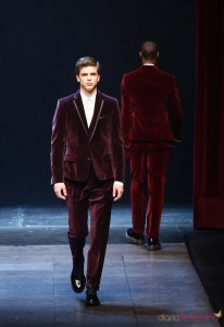 Dolce & Gabbana: Milan Fashion Week Menswear A/W 2011