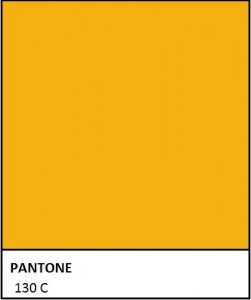 mostaza color pantone-130